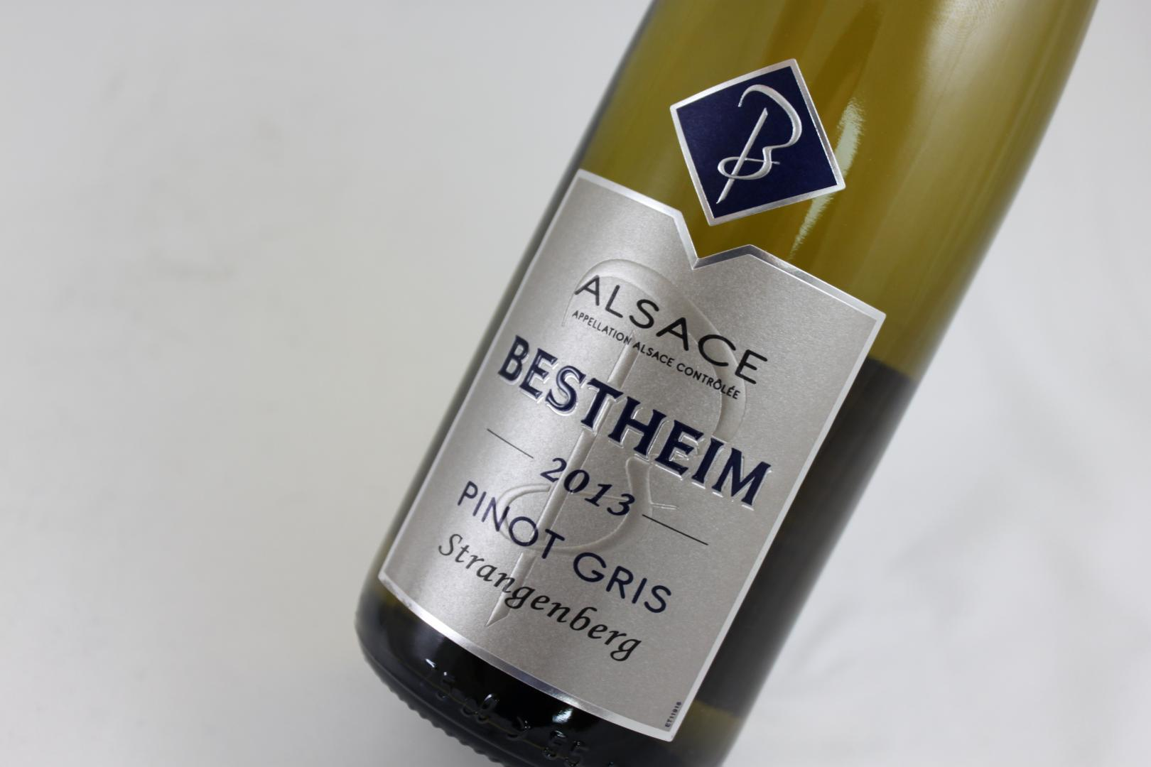 Pinot Gris Strangenberg BESTHEIM ND light